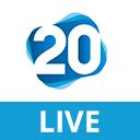 ערוץ 20 - שידור חי