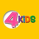 4Kids - דפי צביעה